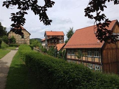 blankenburg harz barokke tuinen en theetuin barock garden saksen anhalt duitsland beoordelingen