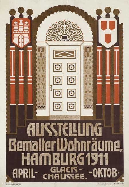 Plakat Wien Me Te Rinj by Gewerbe Kunstgewerbe