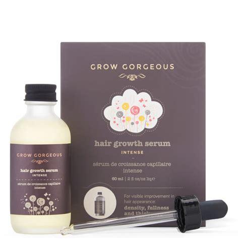 Grow Gorgeous Scalp Detox 50ml by Grow Gorgeous Hair Growth Serum 60ml Reviews