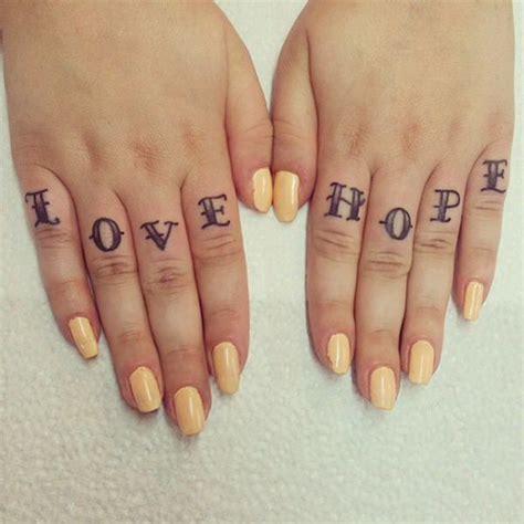 knuckle tattoo numbers 88 badass knuckle tattoos that look powerful