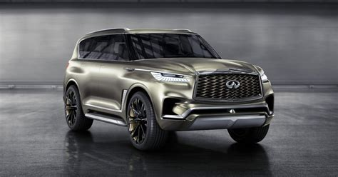 what does the infinity what does the infiniti qx80 concept for infiniti s