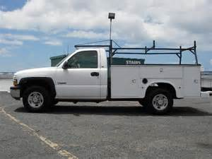 Chevrolet Utility Truck For Sale 2002 Chevy 2500 Autos Post