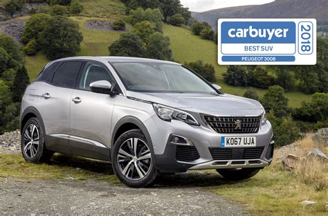 All Peugeot 3008 Suv Does The And Wins Best Suv