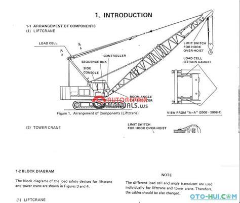 overhead crane wiring diagram pdf gallery wiring diagram