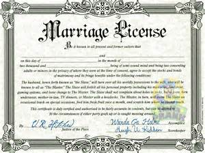 Marriage License Marriage License Hahaprank Llc