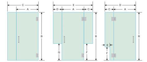 single shower doors glass single glass shower doors meet their match refresh