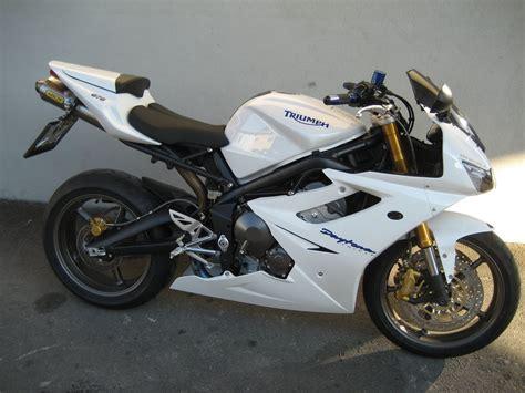 Motorrad Triumph Daytona umgebautes motorrad triumph daytona 675 j 252 rgen