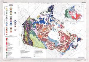 canada geological map unit 3 physical geography and systems new fall