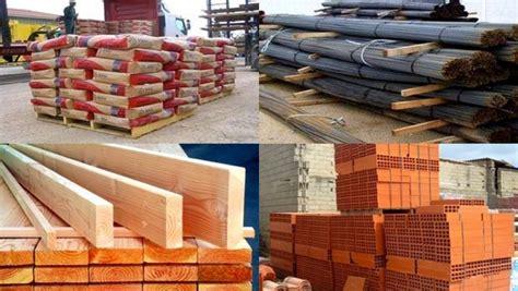 Materiel De Construction by Mat 233 Riaux De Construction L Economiste