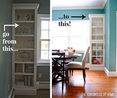 Custom Armchairs Diy Custom Glass Cabinet Doors The Chronicles Of Home