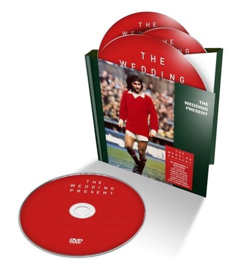 Wedding Album Of The Year 2014 by The Wedding Present George Best Deluxe Edition