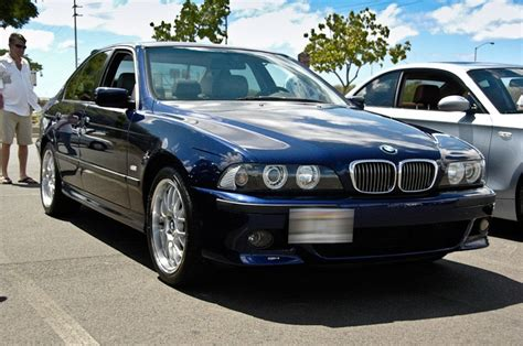 garage bmw montreal bmw e39 540i m5 styling montreal blue bmw e39