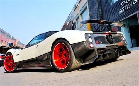 pagani wheels pagani zonda cinque with forgiato wheels