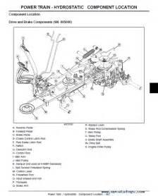 john deere select series tractors x300 technical manual