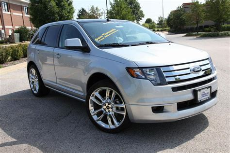 2010 ford edge specs ford edge photos and specs photo ford edge tuning and 26
