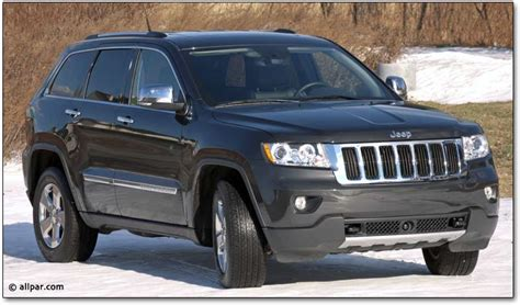 2011 Jeep Grand Reviews 2011 Jeep Grand Test Drive Review
