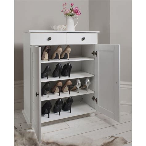 shoe storage unit noa and nani heathfield shoe storage unit in white shoe