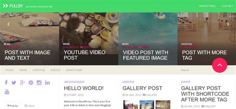 help looking for wordpress theme best looking free wordpress themes for 2017 idevie