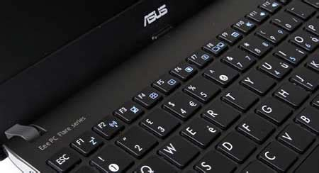 Keyboard Asus Eee Pc Flare Series Asus Eee Pc Flare Series Of Netbooks Details And Images Leaked Techshout