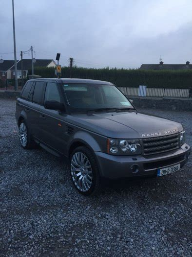 range rover price 2008 2008 land rover range rover sport se may px price drop for