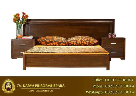 Tempat Tidur Minimalis Modern tempat tidur minimalis modern jepara
