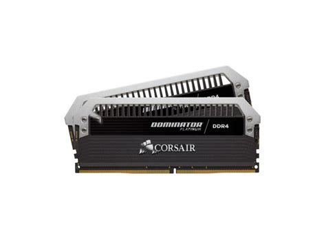 Corsair Dominator Platinum 16gb 2 X 8gb Ddr4 3000mhz corsair cmd16gx4m2b3000c15 dominator platinum series 16gb 2 x 8gb ddr4 dram 3000mhz c15 memory