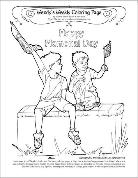 preschool coloring pages for memorial day memorial day color pages coloring home