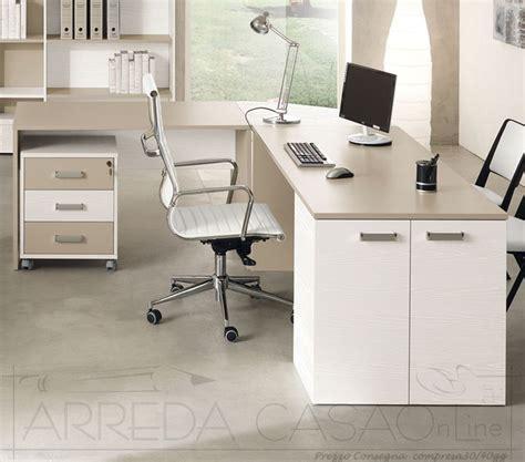 scrivanie per ufficio prezzi scrivania componibile per ufficio e cassettiera giroffice