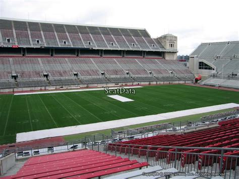 section 17a ohio stadium section 17a rateyourseats com