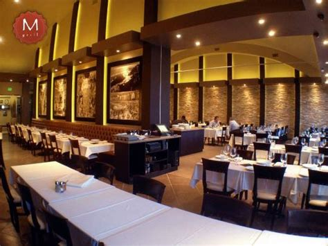 M Grill Los Angeles Ca by Salad Bar Picture Of M Grill Los Angeles Tripadvisor