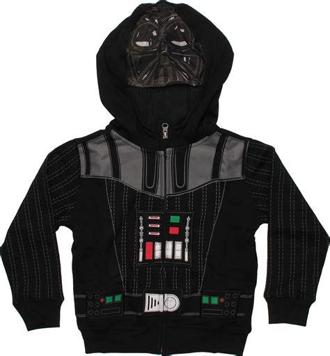 Hoodie Darth Vader P6kg wars darth vader masked toddler hoodie