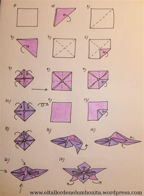 imagenes de flores origami paso a paso origami flores paso a paso imagui