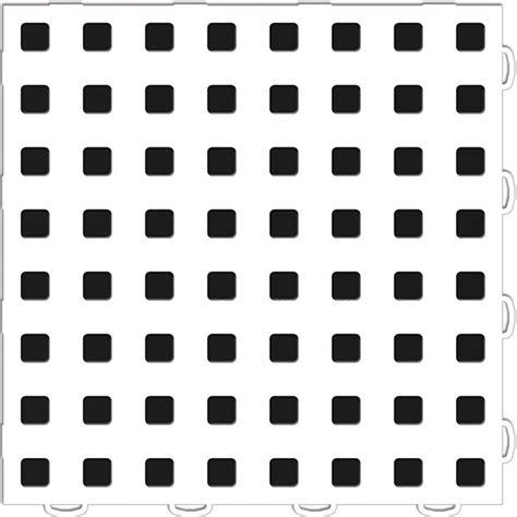 1 floor is 10 ft weathertech techfloor 1 ft x 1 ft white black vinyl