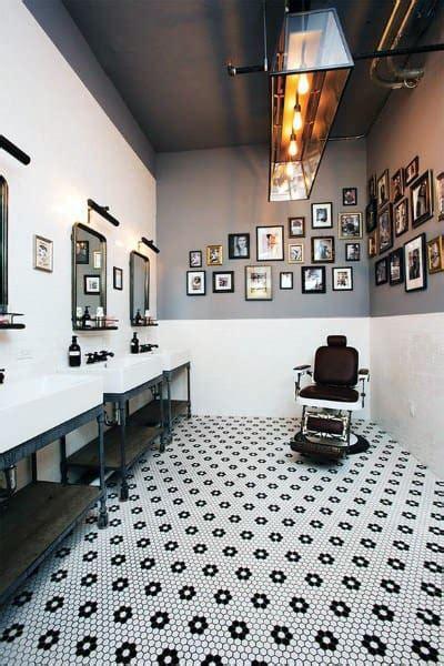 top   barber shop design ideas manly interior decor