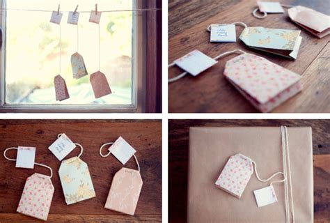 How To Make Paper With Tea Bags - 14 diy paper bag template images free paper gift bags