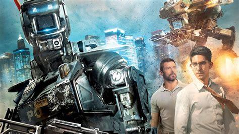 film robot avec hugh jackman film chappie robot aktorzy hugh jackman dev patel