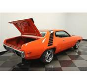 1972 Plymouth Road Runner For Sale  ClassicCarscom CC