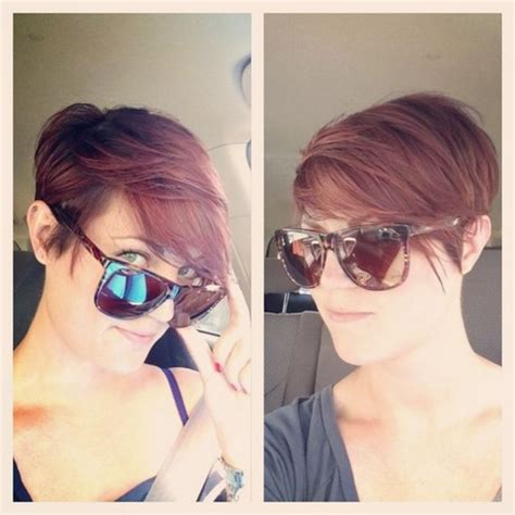 pixie haircuts front and back pixie haircut front and back