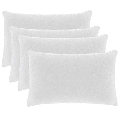 Pp Pillow Protector Pelindung Bantal wasserfest gesteppt kissen schutz anti allergie anti staub mite wasserfest ebay