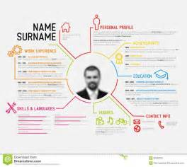 best 25 cv resume template ideas on creative