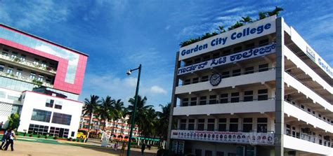 Garden City College Mba In Bangalore by Garden City College Bangalore Hi Bengaluru