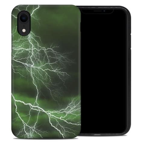 apocalypse green iphone xr skin istyles