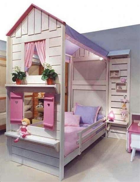Dolls House Bed Manualidades 1 Pinterest