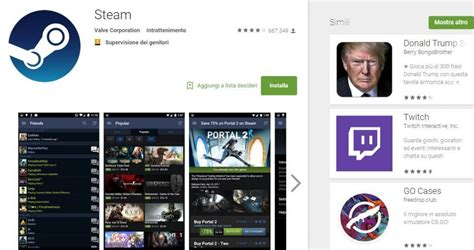 steam in home android staticon for steam free android