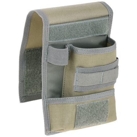 khaki foliage maxpedition tc 12 waist pack utility belt pouch organizer