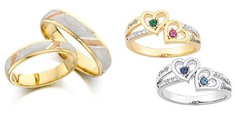 cincin emas kuning model wajik 7 gambar foto model cincin tunangan dan tips memilih