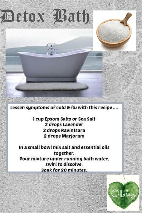 Living Detox Bath by Living Detox Bath Oils For