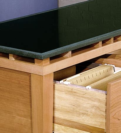 Granite Top Computer Desk Contemporary Top Desks Executive Granite Desks Stoneline Designs