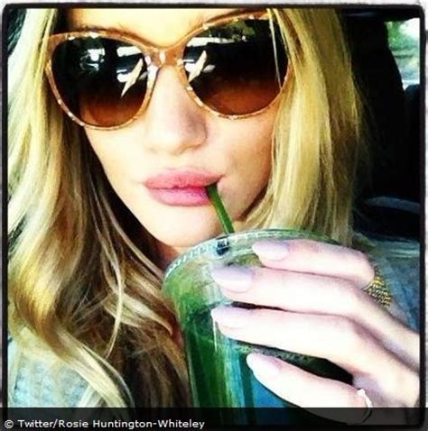 Detox Huntington by Rosie Huntington Whiteley S Detox Diet Plan Apple Carrot