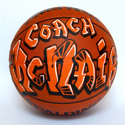 for basketball custom basketball personalized basketball painted with